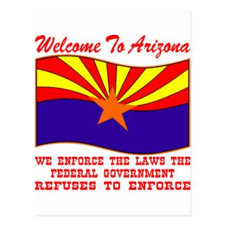 Hacemos cumplir las leyes que el gobierno federal postal