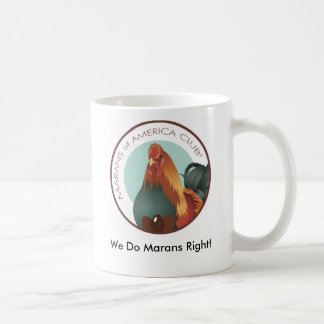 ¡, Hacemos la derecha de Marans! Tazas