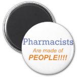 ¡Hacen los farmacéuticos de gente!!! Iman De Nevera