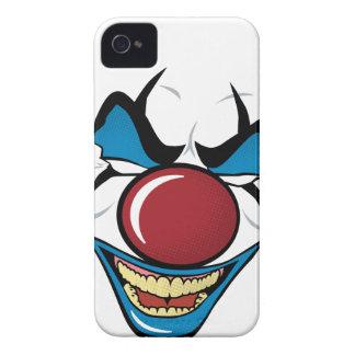 ¿Hacen usted tienen gusto de payasos? iPhone 4 Case-Mate Cárcasas