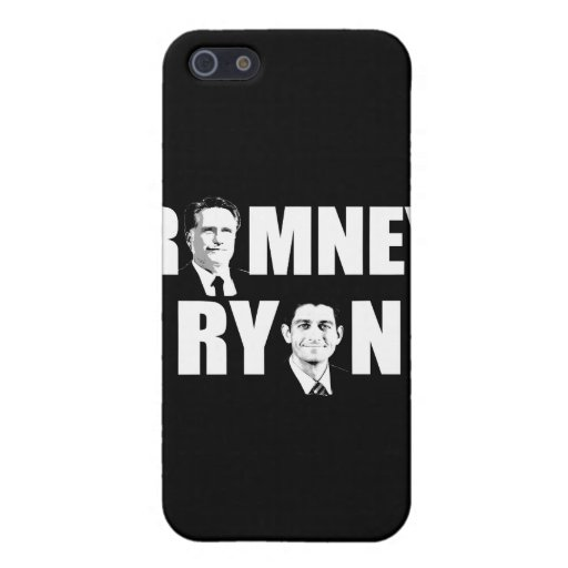 HACER FRENTE a ROMNEY RYAN WHITE.png iPhone 5 Protectores