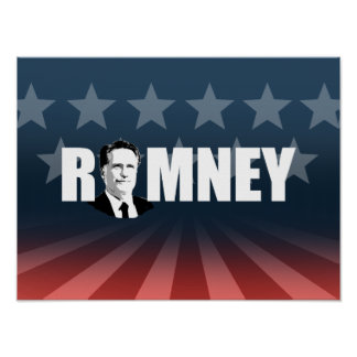 HACER FRENTE a ROMNEY WHITE.png Posters