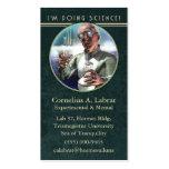 Hacer la tarjeta de visita de la ciencia