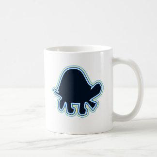 Hacerlo tortuga taza de café