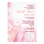 HACES DE invitación de Mitzvah del palo de la barr