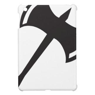 Hacha de la batalla iPad mini fundas