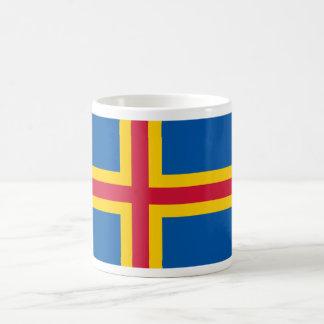 HACHA de las islas de Åland Tazas