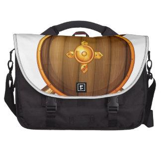 Hachas y escudos bolsa de ordenador