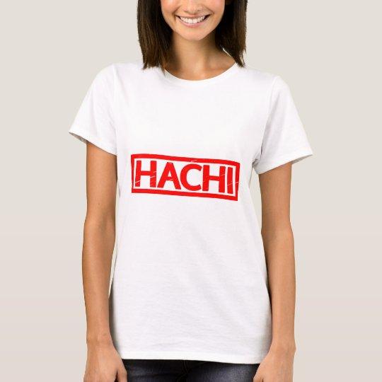 Hachi Stamp T-Shirt