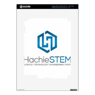 HachieSTEM Original iPad 3 Decal