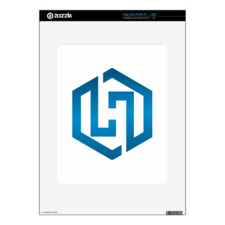 HachieSTEM Symbol Decal For The iPad