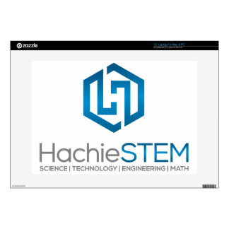 "HachieSTEM Symbol Skins For 15"" Laptops"
