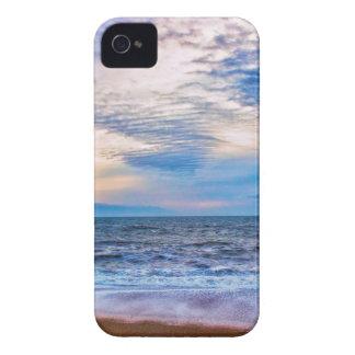 Hacia fuera al mar carcasa para iPhone 4
