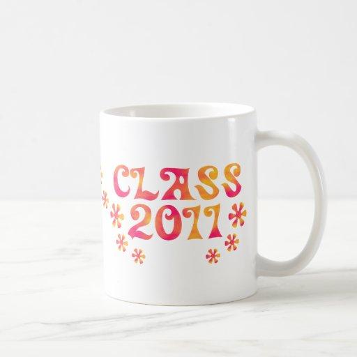 Hacia fuera clase retra lejana 2011 tazas