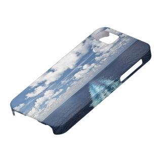 Hacia fuera en el compañero del caso del mar iPhone 5 carcasa