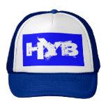 hacia fuera gorra azulado