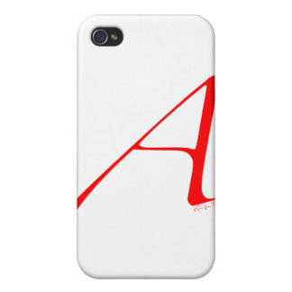 Hacia fuera y ateo orgulloso iPhone 4 protectores
