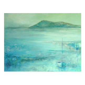 Hacia la colina de Samson, islas de Scilly Tarjetas Postales
