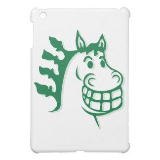 Hacienda Hay Feed Green Horse iPad Mini Case