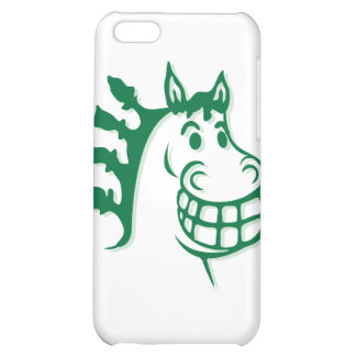 Hacienda Hay Feed Green Horse iPhone 5C Cover