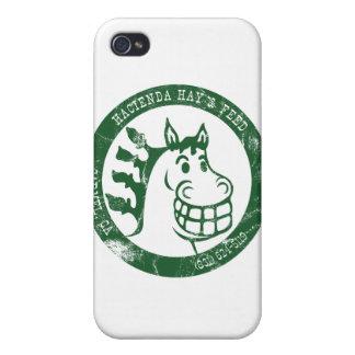 Hacienda Hay Feed Cases For iPhone 4