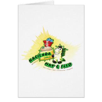 Hacienda Hay & Feed Kids Card