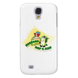 Hacienda Hay Feed Kids Samsung Galaxy S4 Cover