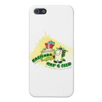 Hacienda Hay Feed Kids iPhone 5 Cases