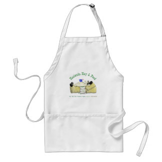Hacienda Hay & Feed Laid back Horse Adult Apron
