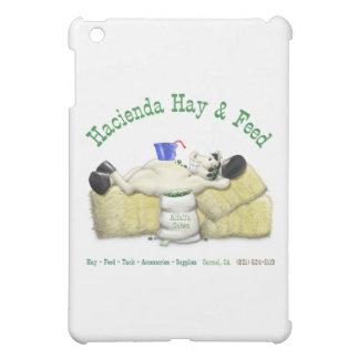 Hacienda Hay Feed Laid back Horse iPad Mini Covers
