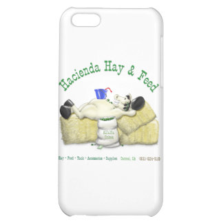 Hacienda Hay Feed Laid back Horse Case For iPhone 5C