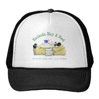 Hacienda Hay & Feed Laid back Horse Trucker Hat