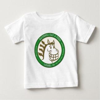Hacienda Hay & Feed Logo Baby T-Shirt