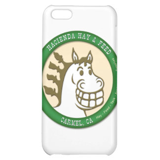 Hacienda Hay Feed Logo iPhone 5C Cases