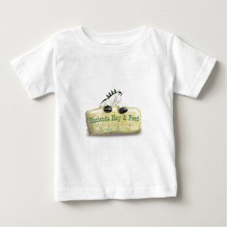 Hacienda Hay & Feed Straw Bale Baby T-Shirt