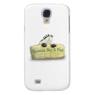 Hacienda Hay Feed Straw Bale Samsung Galaxy S4 Cover