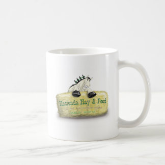 Hacienda Hay & Feed Straw Bale Coffee Mug