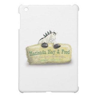 Hacienda Hay Feed Straw Bale iPad Mini Cover