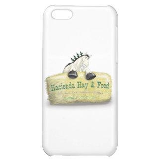 Hacienda Hay Feed Straw Bale iPhone 5C Cover