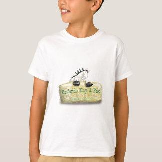 Hacienda Hay & Feed Straw Bale T-Shirt