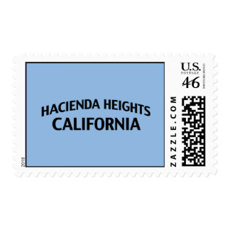 Hacienda Heights California Stamp