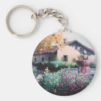 Hacienda Keychain