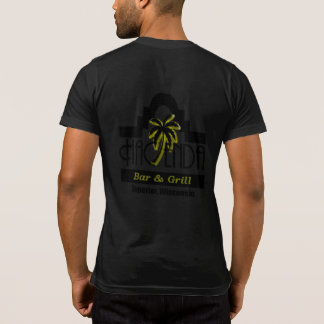 Hacienda Tree Green Pocket T-Shirt