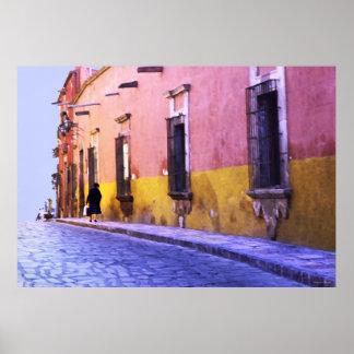 Haciendo compras - San Miguele Allende, México Impresiones