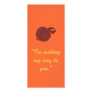 Haciendo mi manera usted la tarjeta lonas