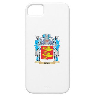 Hack Coat of Arms - Family Crest iPhone 5 Case