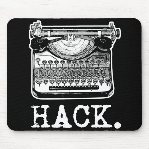 Hack Mousepad