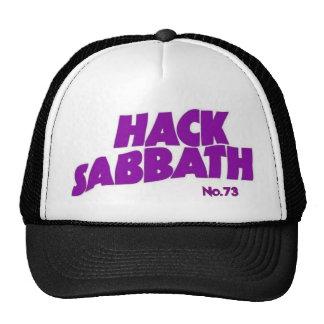 HACK SABBATH Trucker Hat