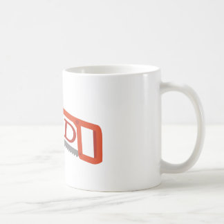 Hack Saw Dad Coffee Mug