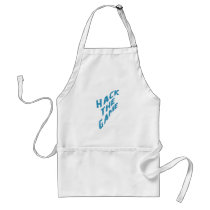 Hack The Game Adult Apron